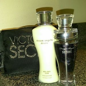 VS Dream Angels Desire body care set